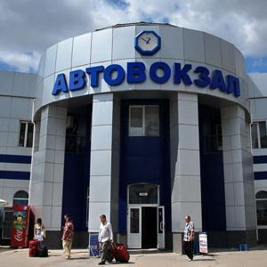 Автовокзалы Хомутово