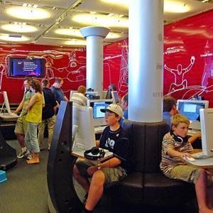 Интернет-кафе Хомутово