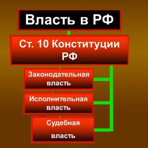 Органы власти Хомутово