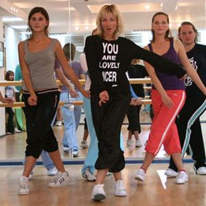 Школы танцев Хомутово