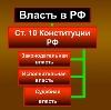 Органы власти в Хомутово